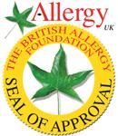 De Engelse Allergie Vereniging heeft de U300 gecertificeerd.